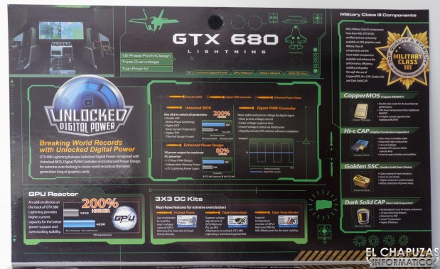 MSI GTX 680 Lighting 04 619x379 Review: MSI GTX 680 Lightning