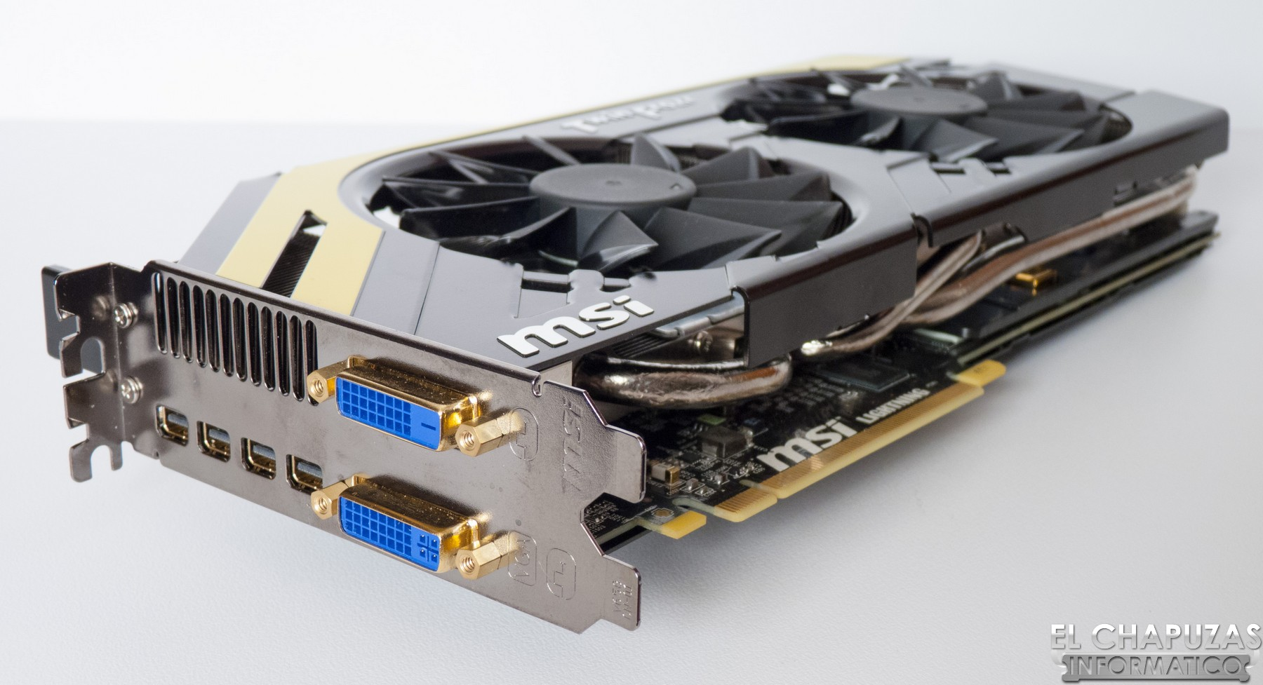 Review: MSI R7970 Lightning