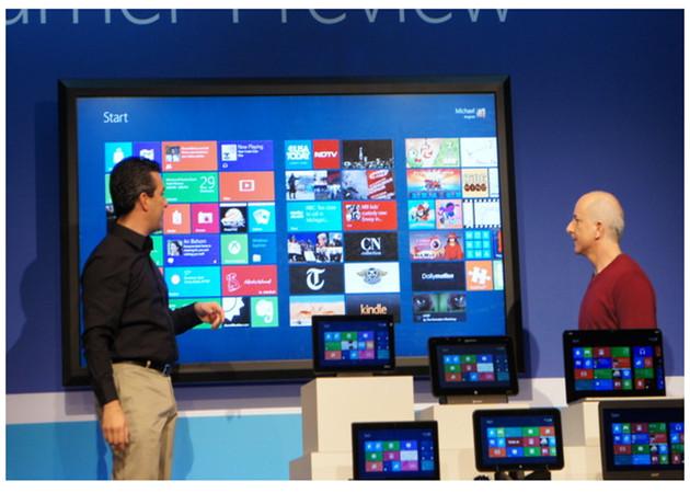 CES 2013: Microsoft no participa porque no tiene nada que mostrar