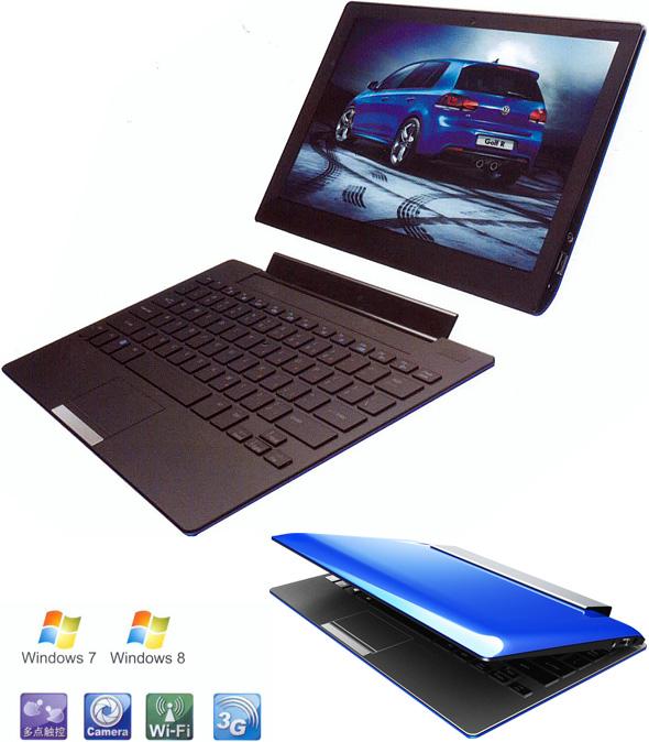 Pioneer DreamBook U12 2 Pioneer presenta su Tablet/Ultrabook DreamBook U12