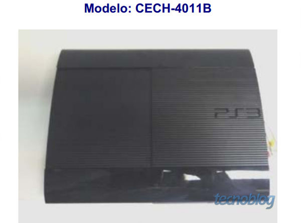 PlayStation 3 CECH 4011ABC 1 2