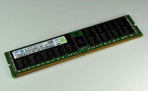 Samsung DDR4 16GB 619x381 Samsung muestra el primer módulo de 16 GB DDR4