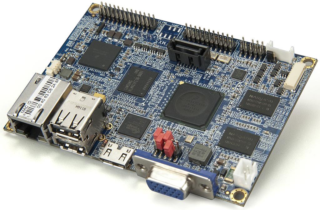 VIA lanza la placa pico-ITX VAB-800