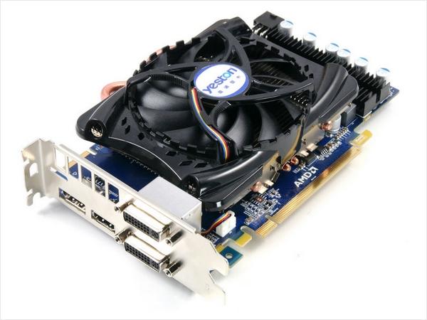 Yeston Radeon HD 7750 (1)