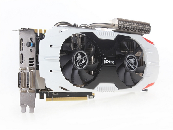 colorful gtx 670 igame shark bionic 1 Colorful lanza oficialmente la GeForce GTX 670 iGame Flame Ares X con disipador Shark Bionic Cooler