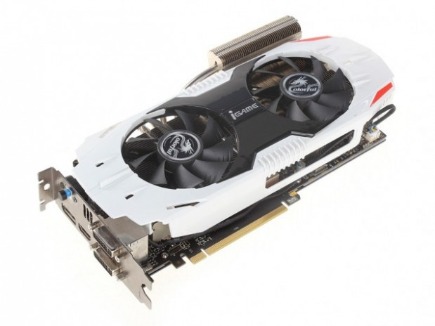 colorful gtx 670 igame shark bionic 2 619x464 Colorful lanza oficialmente la GeForce GTX 670 iGame Flame Ares X con disipador Shark Bionic Cooler