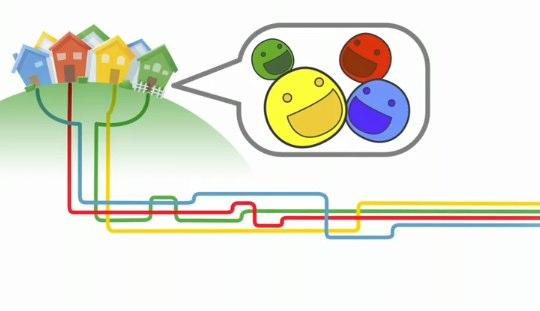 google fiber 1 Google lanza oficialmente su servicio de fibra óptica en Kansas City