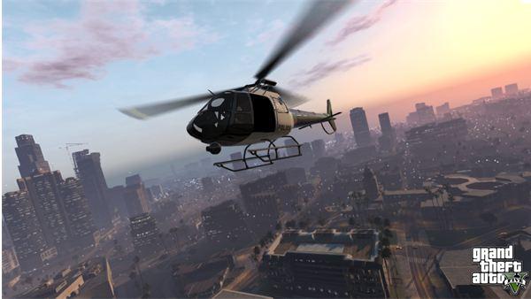 GTA V será el juego con el mayor mundo abierto