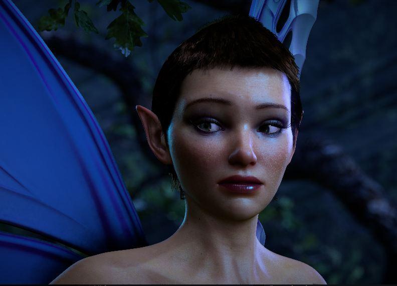 "Nvidia muestra su nueva demo técnica ""A New Dawn"""