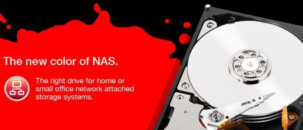 """wd red line Western Digital anuncia nuevos discos duros """"Red Line"""" para sistemas NAS"""