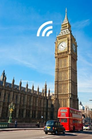Londres dispondrá de la mayor red WiFi de Europa