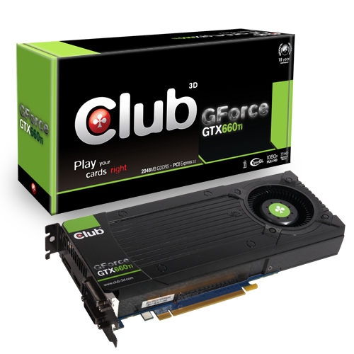 Club 3D GeForce GTX 660 Ti CGNX XT666 1 Club 3D lanza su GeForce GTX 660 Ti