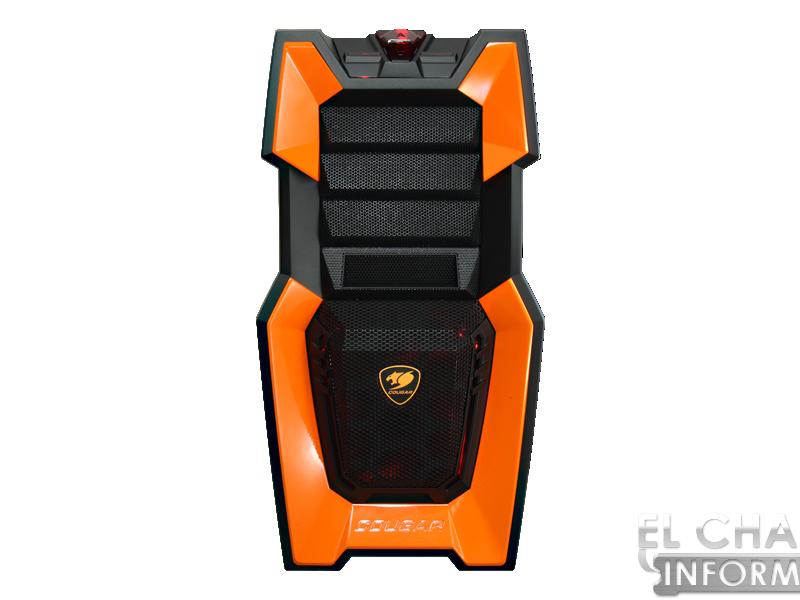 Cougar lanza el chasis Gaming Challenger