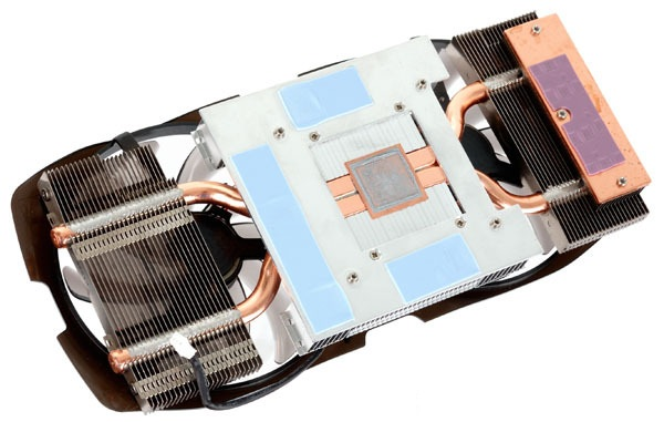 GIgabyte GTX 660Ti WindForce 2X 2 Gigabyte GeForce GTX 660 Ti OC WindForce 2X en imágenes