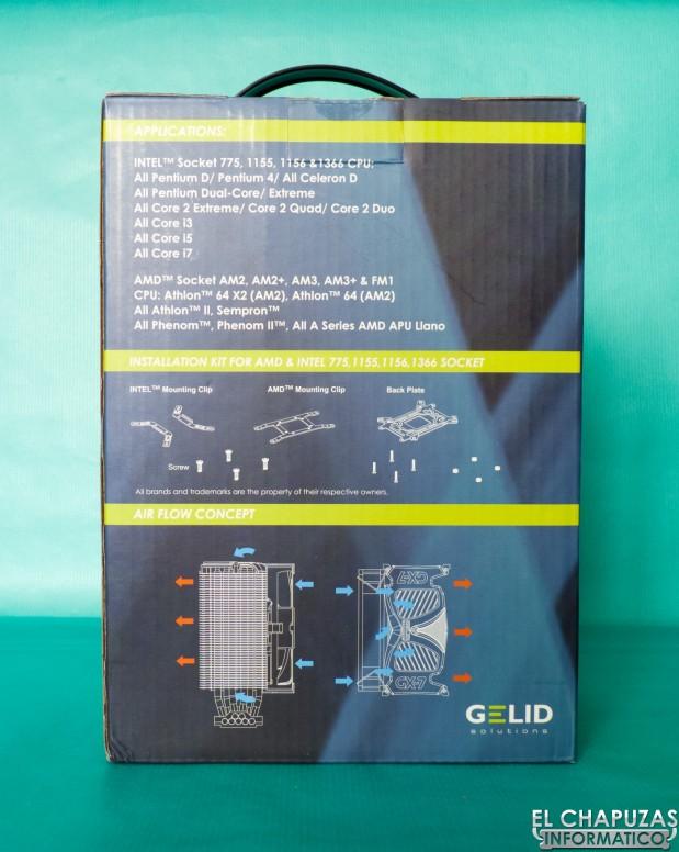 Gelid GX 7 02 619x776 Review: Gelid GX 7 + Wing 12PL