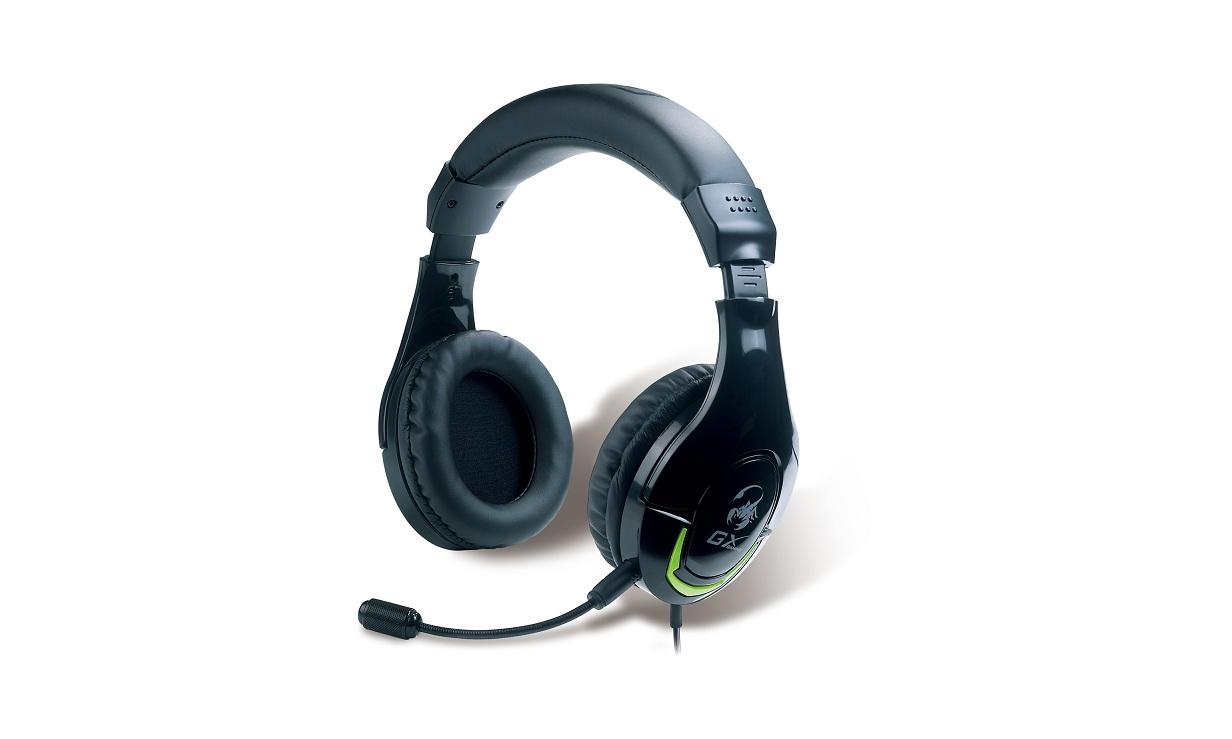 Genius anuncia los auriculares Mordax GX Gaming Series