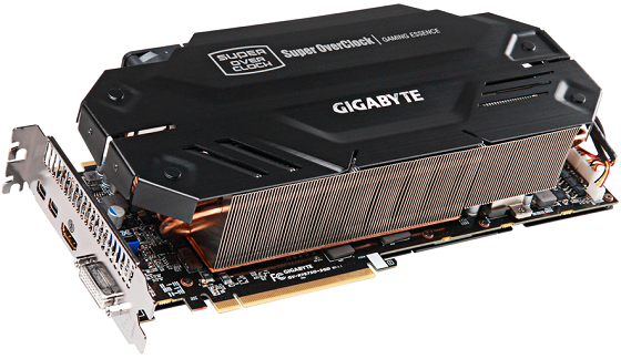 Gigabyte Radeon HD 7970 Super OverClock Edition 2 Gigabyte lanza oficialmente la Radeon HD 7970 Super OverClock