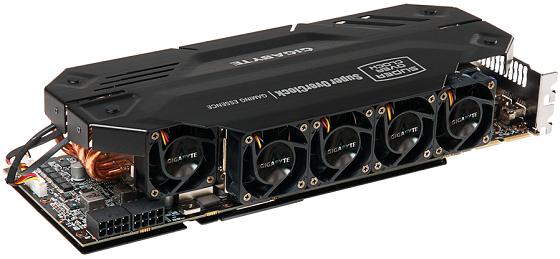 Gigabyte Radeon HD 7970 Super OverClock Edition 3 Gigabyte lanza oficialmente la Radeon HD 7970 Super OverClock