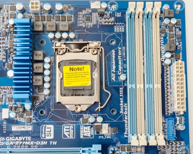 Gigabyte Z77MX D3H TH 05 619x494 10