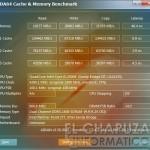 Gigabyte Z77MX D3H TH Test Aida OC 150x150 31