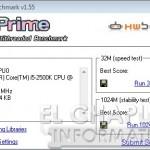 Gigabyte Z77MX D3H TH Test Wprime OC 150x150 35