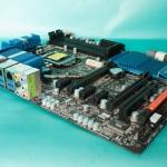 Gigabyte Z77X UD5H 10 150x150 Review: Gigabyte GA Z77X UD5H