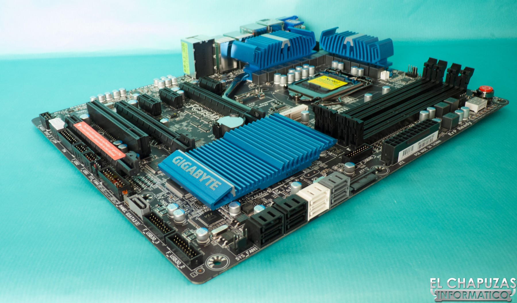 Review: Gigabyte GA-Z77X-UD5H