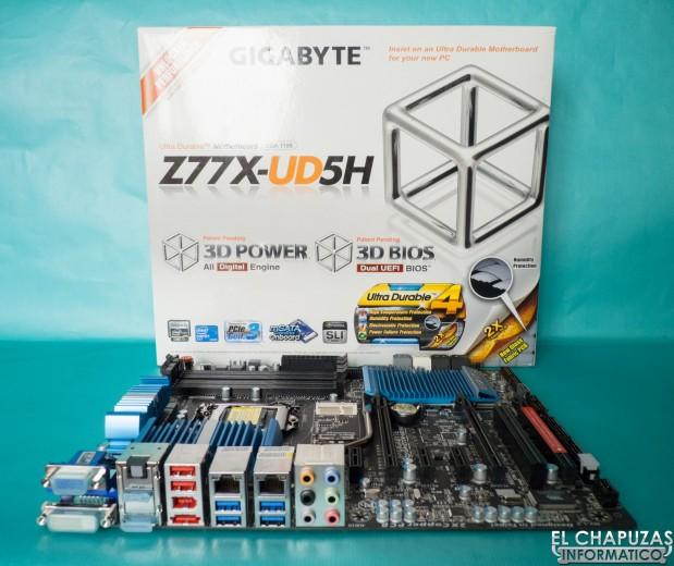 Gigabyte Z77X UD5H 31 619x520 Review: Gigabyte GA Z77X UD5H