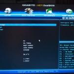 Gigabyte Z77X UD5H Bios 1 150x150 Review: Gigabyte GA Z77X UD5H