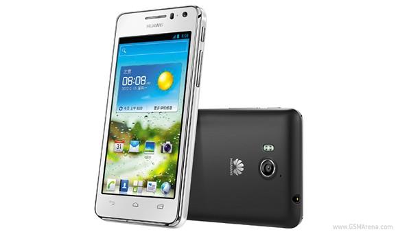 IFA 2012 – Huawei anuncia su Smartphone Ascend G600 con pantalla de 4.5″