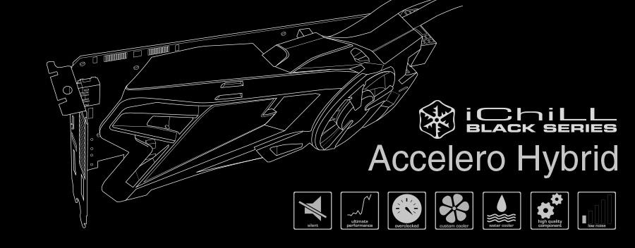 Inno3D iChill GeForce GTX 680/670 Black Series Accelero Hybrid