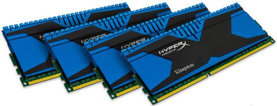 Kingston anuncia las memorias HyperX Predator