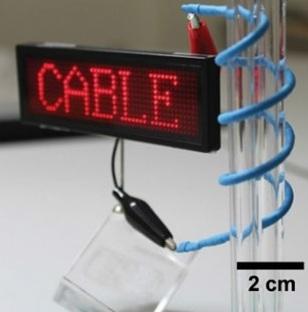 LG presenta sus innovadoras «baterías cable»