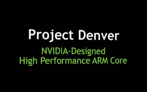 Nvidia Project Denver