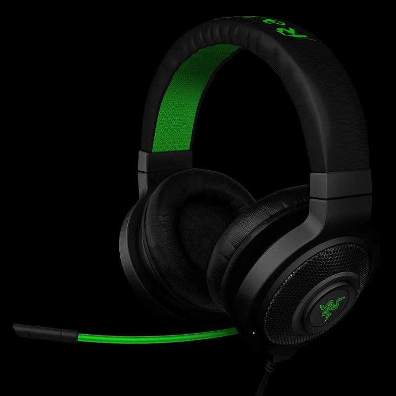 Razer anuncia dos auriculares Gaming de la serie Kraken