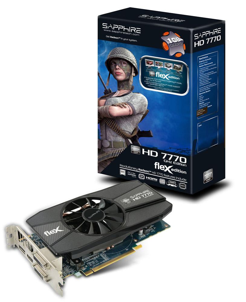 Sapphire Flex HD-7770 GHz