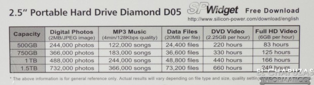 Silicon Power Diamond D05 03 619x168 Review: Silicon Power Diamond D05 1TB