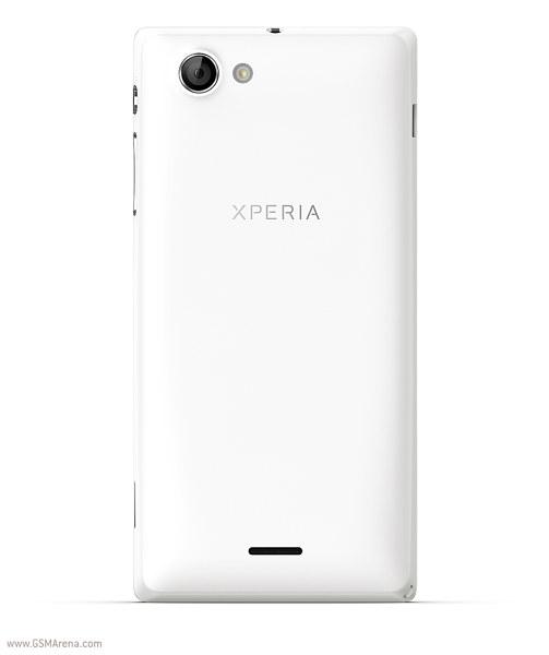 Sony Xperia J 11 IFA 2012   Sony anuncia sus nuevos smartphones Xperia T, TX, V y J