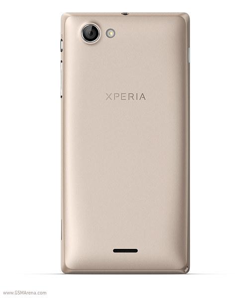 Sony Xperia J 21 IFA 2012   Sony anuncia sus nuevos smartphones Xperia T, TX, V y J