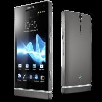 Sony Xperia S Dark Silver