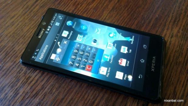 Sony Xperia T 3 619x349 El Sony Xperia T se deja ver en nuevas imágenes