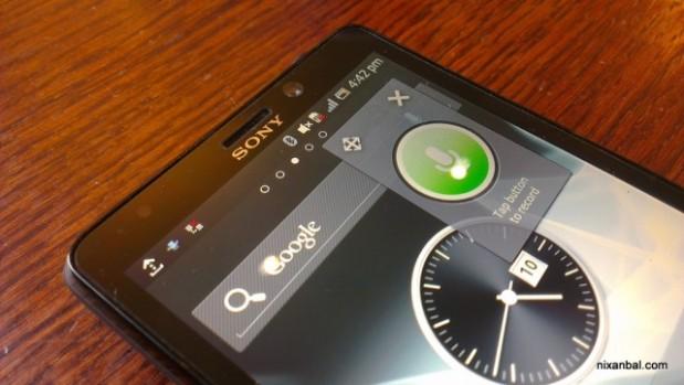 Sony Xperia T 4 619x349 El Sony Xperia T se deja ver en nuevas imágenes