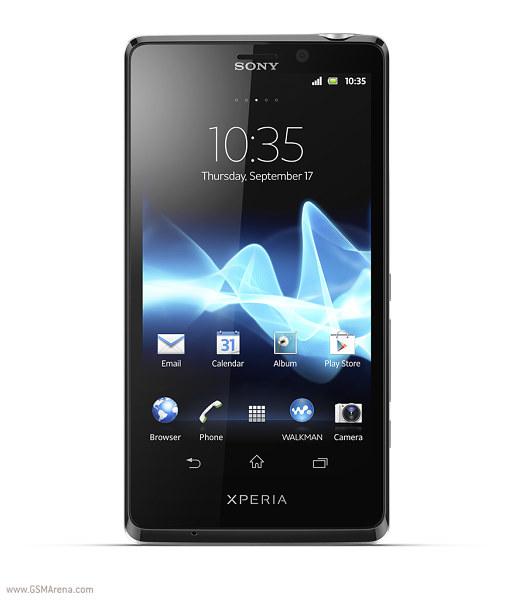 Sony Xperia T IFA 2012   Sony anuncia sus nuevos smartphones Xperia T, TX, V y J