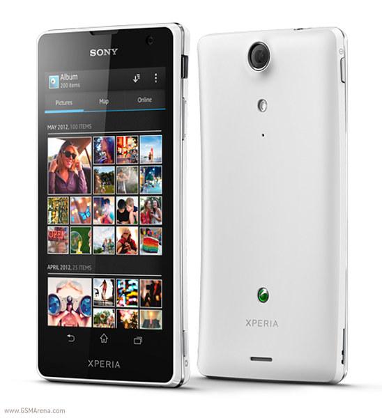 Sony Xperia TX IFA 2012   Sony anuncia sus nuevos smartphones Xperia T, TX, V y J