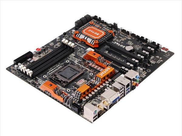 Zotac ZT Z77 U1D Crown 1 Zotac lanza la placa base ZT Z77 U1D Crown en China