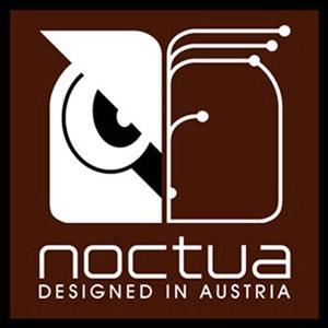 noctua logo Review: Noctua NF F12 PWM