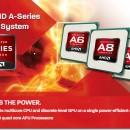 AMD compara su ejército de APUs con CPUs Intel