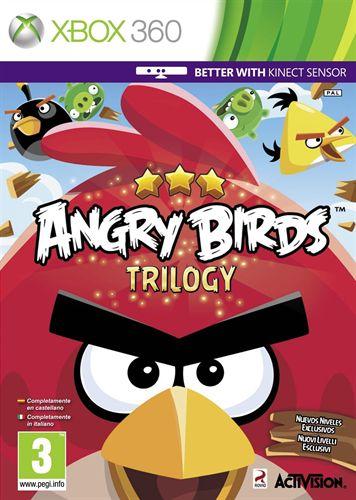 La trilogía de Angry Birds aterriza en las consolas por 29.99€