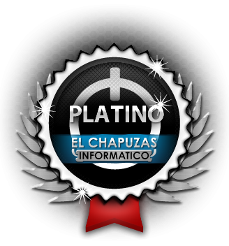 Galardon Platino 14
