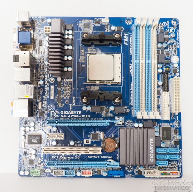 Gigabyte GA-A75M-UD2H On/Off Charge Drivers for Windows 7